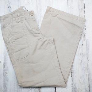 "🌿Ann Taylor Loft ""Marisa"" Khaki Pants Size 4"